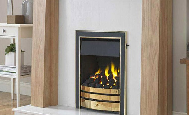 The Cost To Install A Gas Fire, Gas Fireplace Replacement Cost
