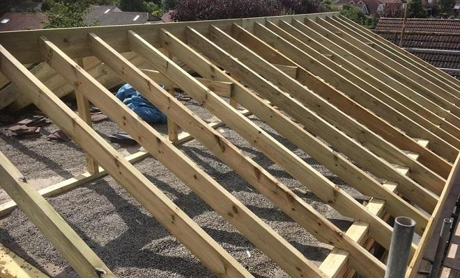 The Cost Of Converting A Flat Roof To A Pitched Roof Updated March 2020