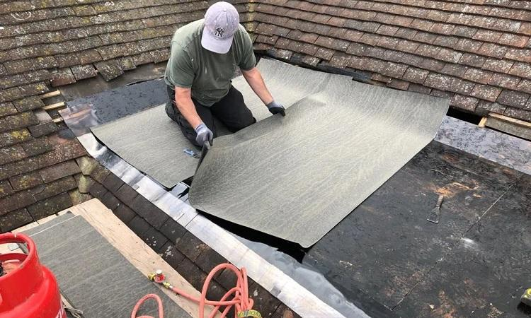 Flat Roof Replacement Repair Costs