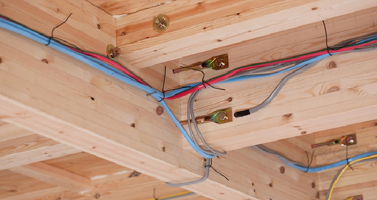 House Rewiring S How Much To, House Wiring Cost Uk