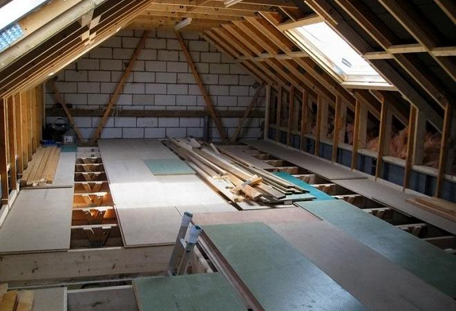 Loft Conversion Prices How Much For A Loft Conversion