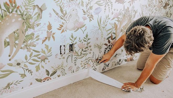 The Cost To Wallpaper A Room Updated Dec 2019