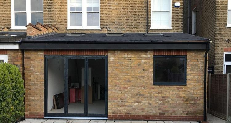 rear house extension cost