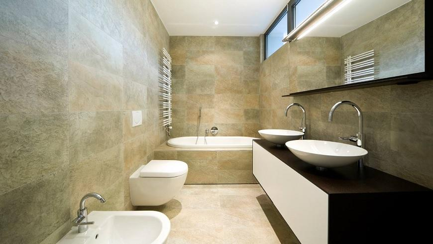 The cost to replace an entire bathroom suite - How much does it cost to install a bathroom ...