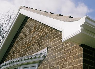 capping fascias and soffits