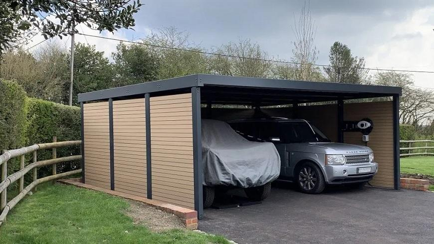 The Average Cost Of Hiring A Builder To Install A Carport