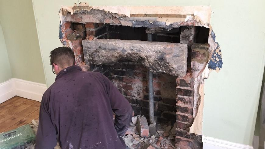 Chimney Breast Removal Costs