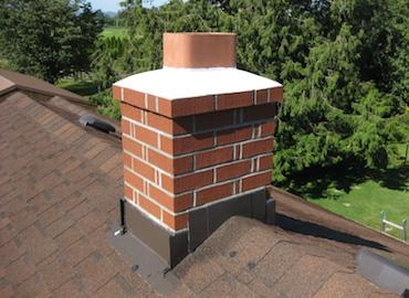 repoint chimney