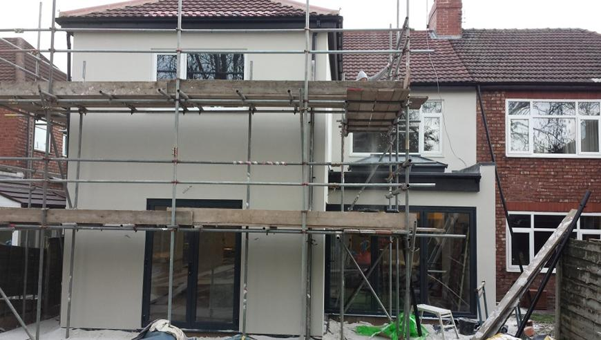External wall rendering labour material costs - Painting exterior walls rendered ...