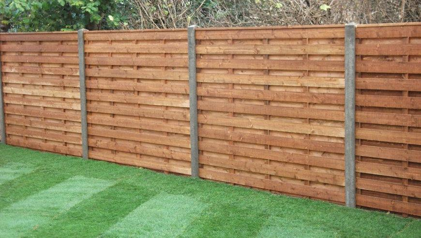 Landscape Supply Co >> The Cost of Installing Fence Panels