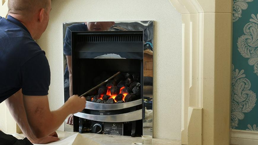 The Cost Of Gas Fire Servicing