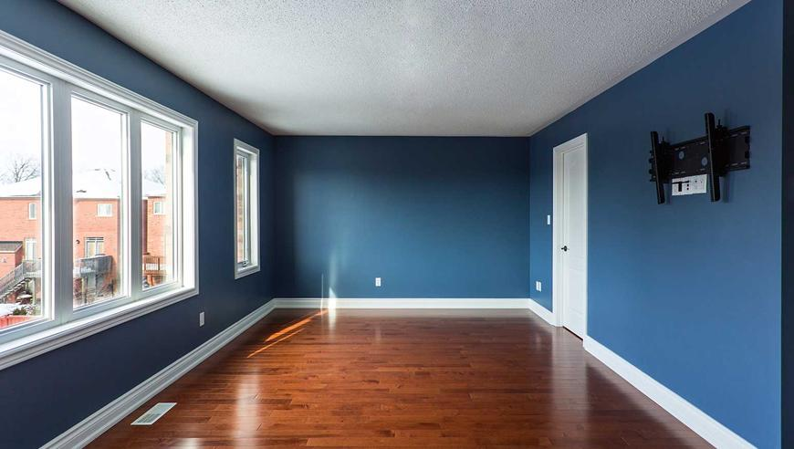 Interior paint job cost for Cost to have a house painted
