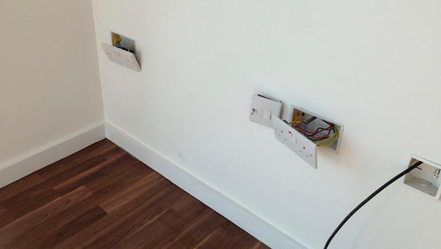 The Cost To Move A Light Switch Or Socket