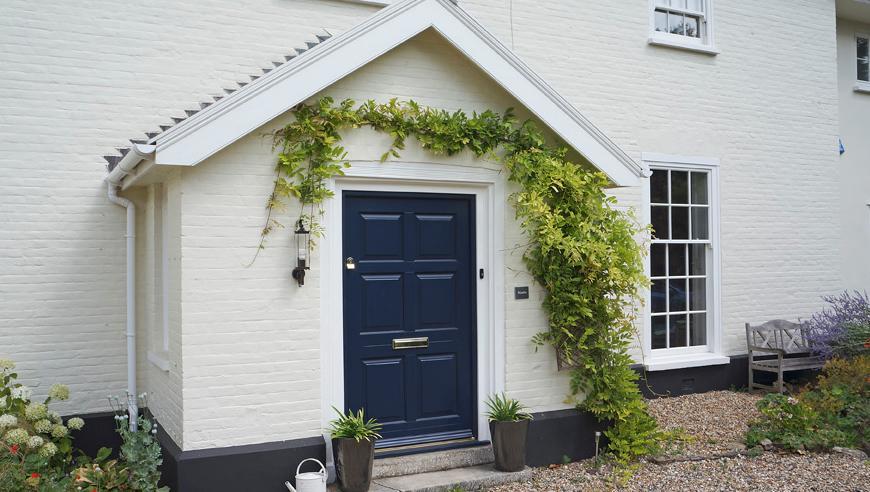 External Door Painting Labour Material Costs