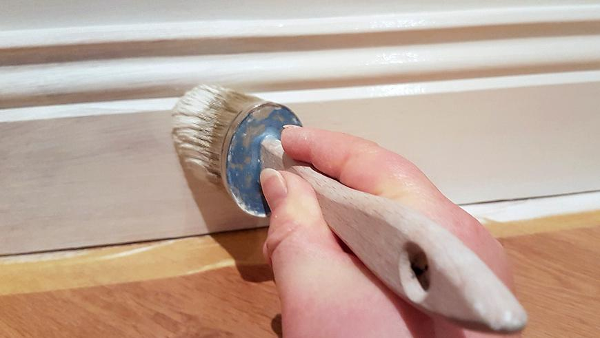 The Cost of Painting Skirting Boards