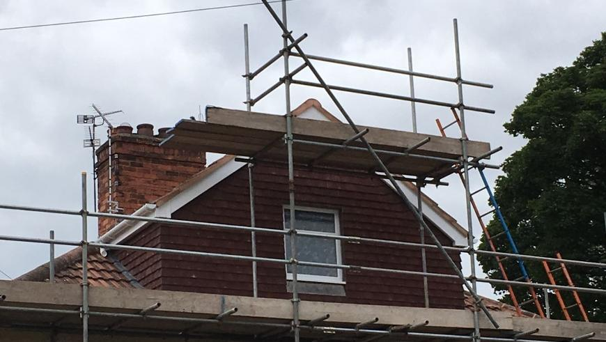 pitched roof conversion