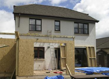 prefab extension installation