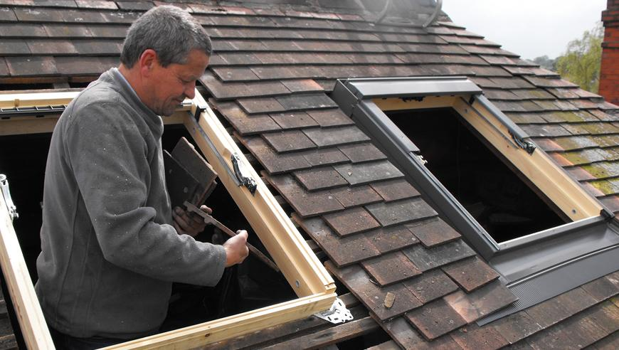 Replace Roof Window Labour Amp Material Costs