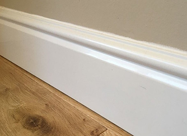 Cost of Replacing Skirting Boards