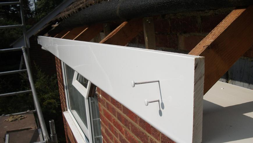 Replacing Soffits Amp Fascias Labour Amp Material Costs