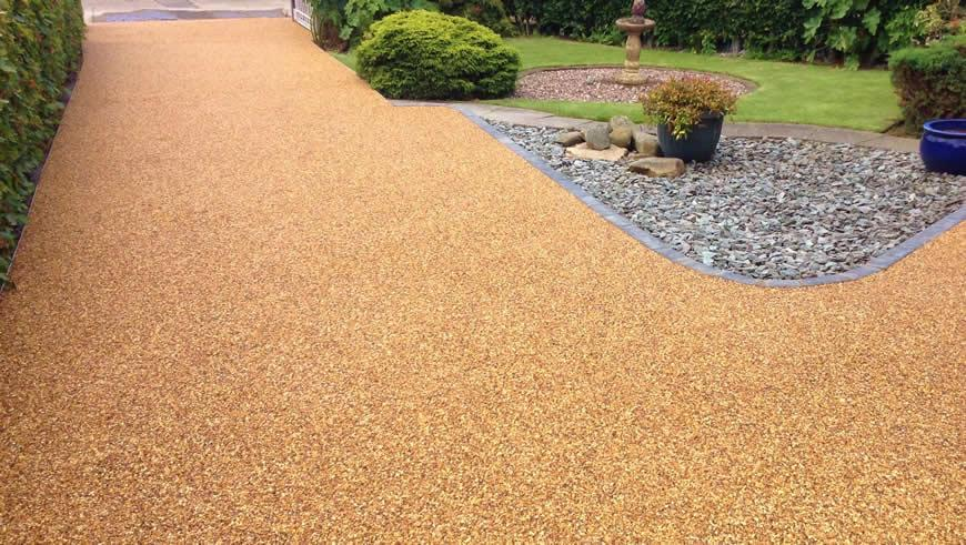 Cost to install resin driveway