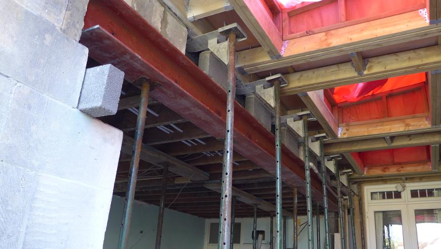 The Cost of Rolled Steel Joist (RSJ) Installation