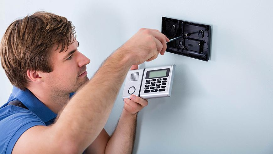 The Cost to Install a Security Alarm