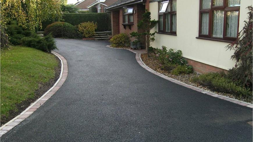 The Cost To Tarmac A Driveway