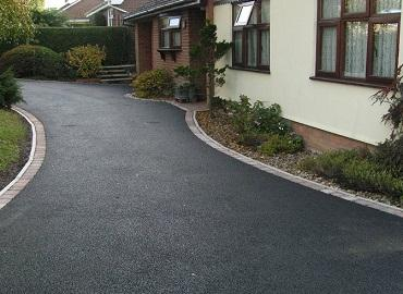 cost to tarmac driveway