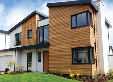 Cost of Installing Timber Exterior House Cladding