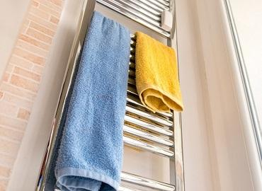 install towel rail radiator