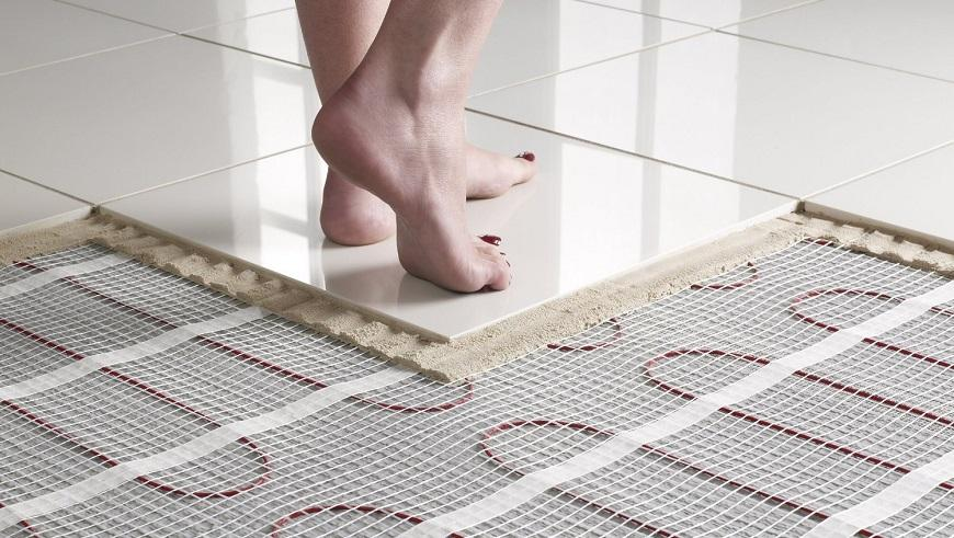The Installation Cost Of Underfloor Heating - Cost of installing underfloor heating