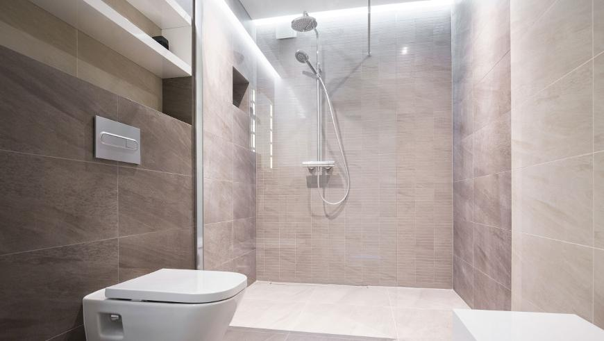 Excellent The Cost Of Wet Room Installation Labour Material Costs Complete Home Design Collection Papxelindsey Bellcom